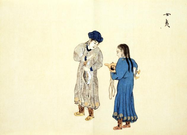 樺太の民ニヴフ